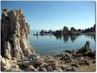 Tuffsteine Monolake