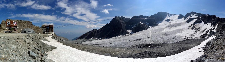 Panorama Glacier de Tortin
