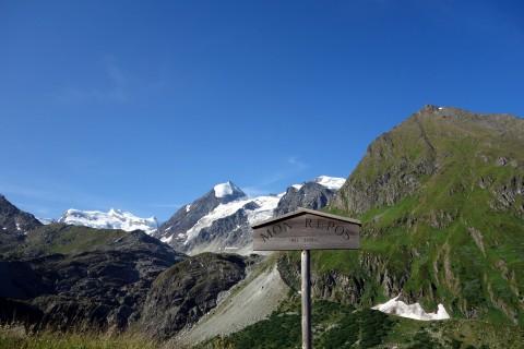 Mont Repos - Tolles Pausenbänkli