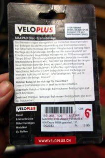 Veloplus Brake Pads
