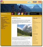 Mountainbikeland Website