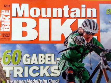 Mountainbike Magazin - Titel