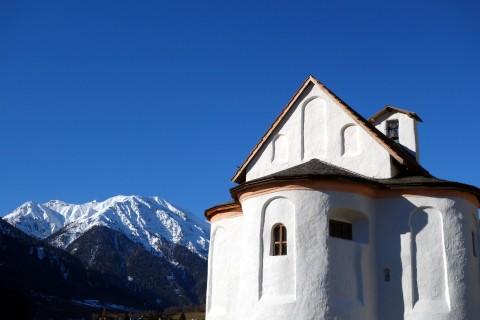 Kloster St. Johann Müstair - Kapelle