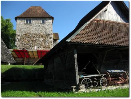 Museum Wasseramt im Turm Halten