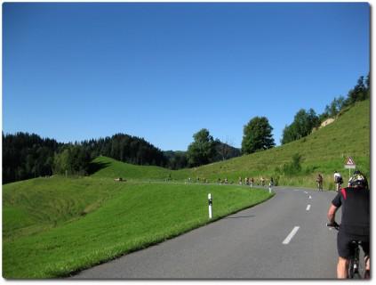 Napf Bike Marathon - Etwas viel Strasse...