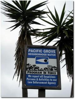 Pacific Grove Neighborhood Watch