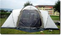Das neue Zelt!