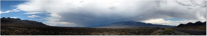 Panorama Highway No 6 - Nevada