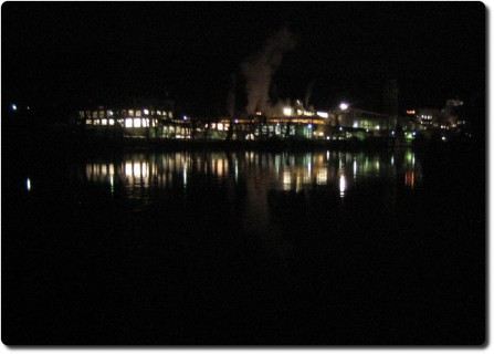 Brückli am Emmenspitz bei Nacht