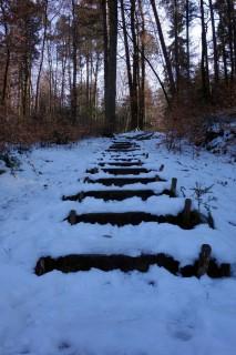 Treppe am Ostermundigenberg