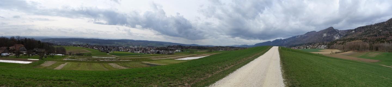 Panorama Oberdorf