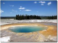 Midway Geysr Basin - Opal Pool
