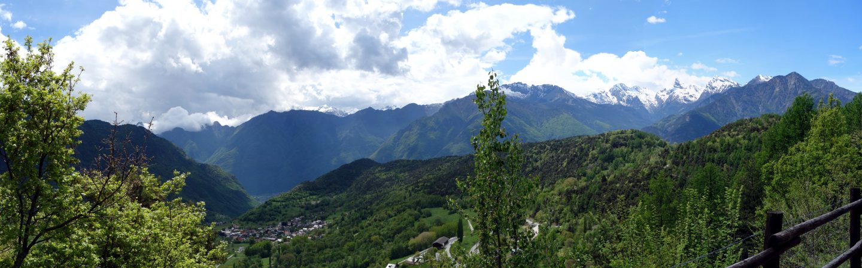 Panorama bei Orbeillaz