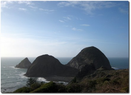 Oregon Südküste - Ausblicke