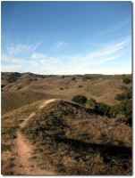 Fort Ord - Trailparadies
