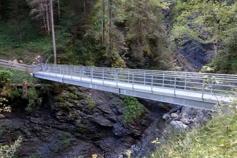 Brücke über den Otterebach