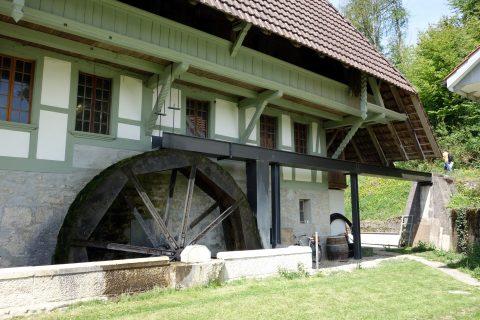 Ottimühle - Oberwil