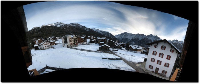 Autostitch Resultat