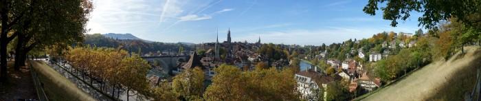 Panorama Bern - Aargauerstutz
