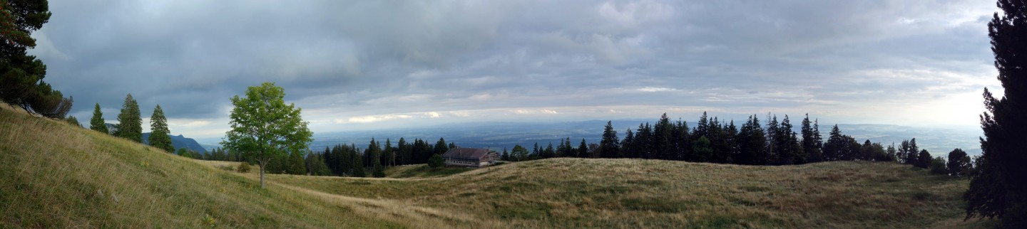 Panorama Bettlachstock