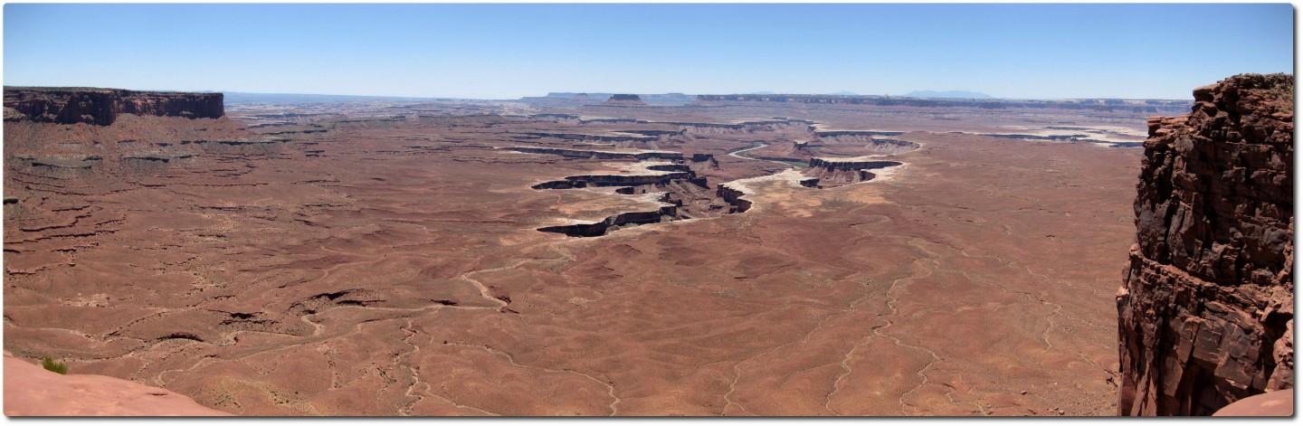 Panorama Canyonlands