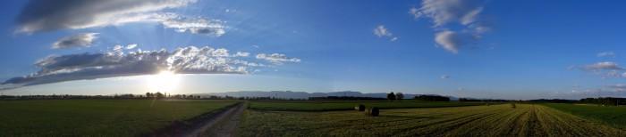 Panorama Chölifeld