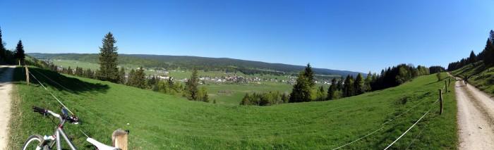 Panorama Vallée de Joux