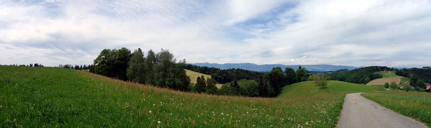 Panorama Emmental Nord