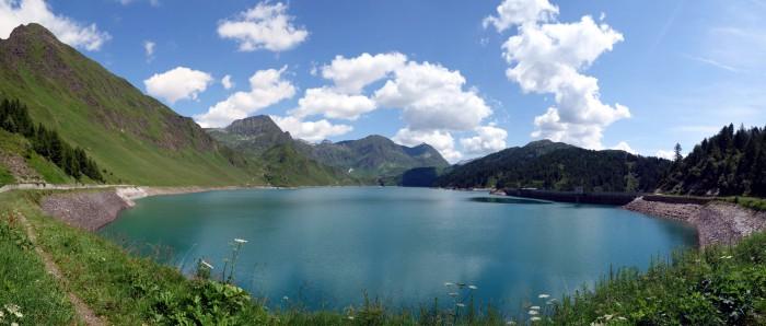 Panorama Lago Ritom