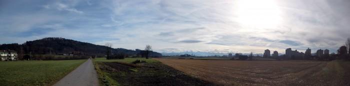Panorama Ostermundigeberg