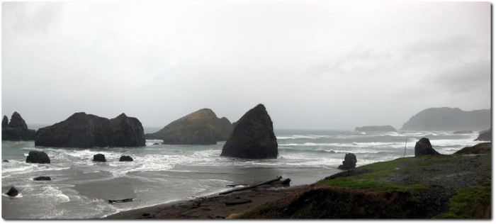Oregon South Coast