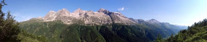 Panorama Pizzo Rotondo