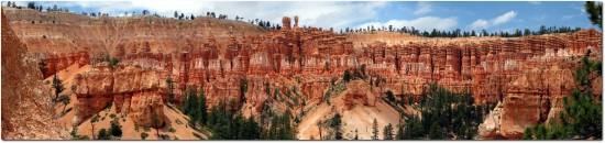 Bryce Canyon Panorma