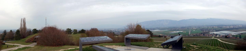 Panorama Signal de Bernex