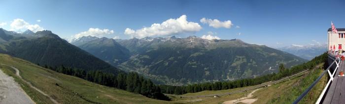 Panorama Tignousa