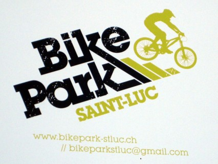 Logo Bike Park Saint Luc