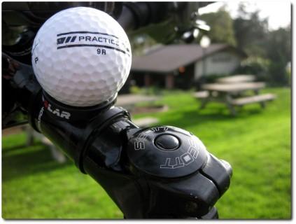 Golfen oder Biken ?