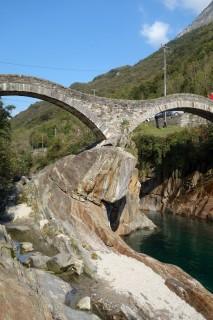 Ponte dei Salti - Ansicht