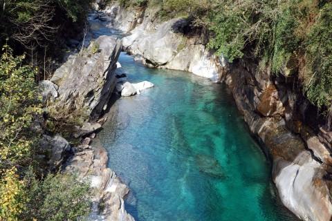 Ponte dei Salti - Pool