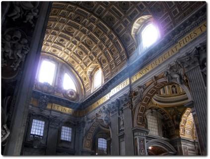 Petersdom - Lichtspiele