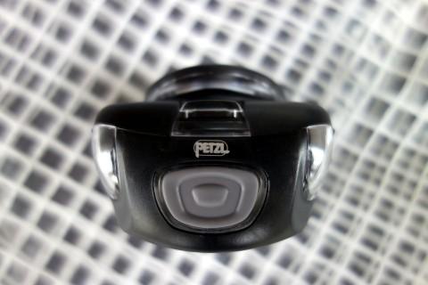 Petzl Zipka Plus 2 Lampe - Top