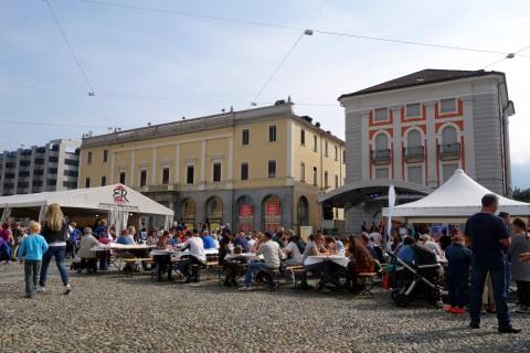 Piazza Grande - La Settimana del Gusto