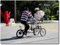 Pacific Grove Parade - Strange Bike