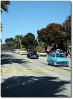 Pacific Grove Parade - Custom Cars