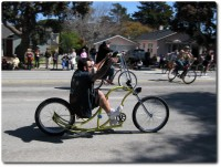 Pacific Grove Parade - Custom Bicycles