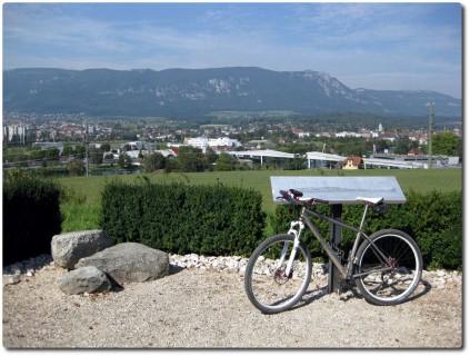 Ti29-40 mit Blick auf Solothurn