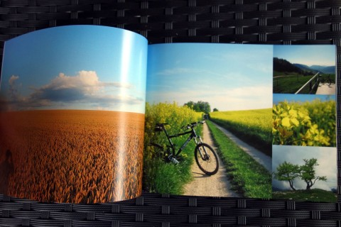 PIXUM Fotobuch - Doppelseite