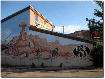 Poison Spider Bike Shop