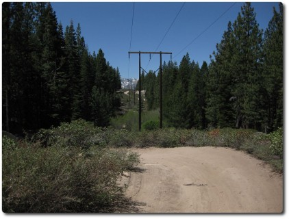 Powerline Trail with Powerline