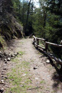 Sentiero 6 nach Promiod